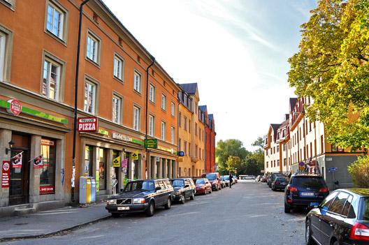 midsommarkransen stockholm