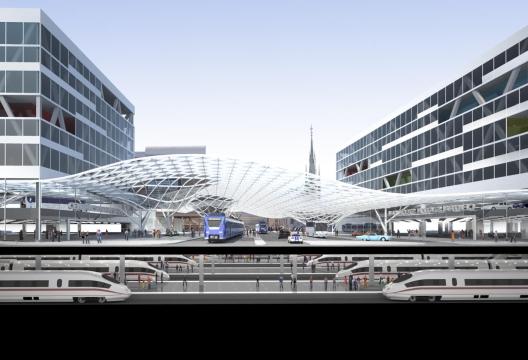 Stockholmarna vill ha skyskrapor