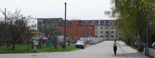 Nya kvarter i Sollentuna