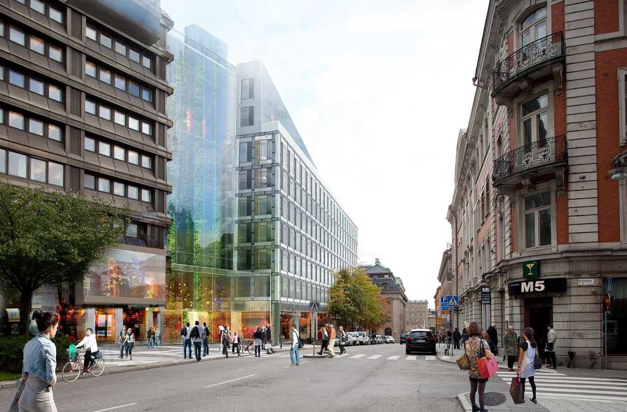 swedbank hamngatan stockholm